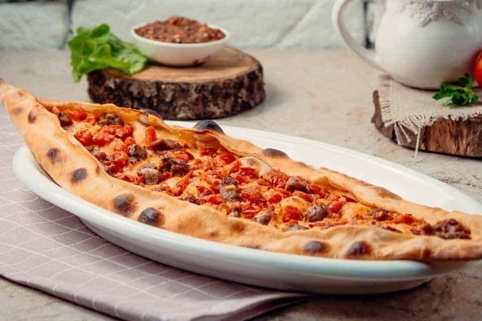 Pide Turkish Pizza